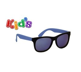 Kinderzonnebril   Zwart-blauw   130 MM