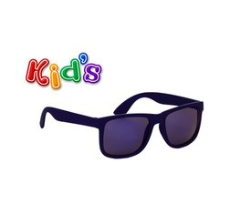 Kinderzonnebril   Paars-blauw   126 MM