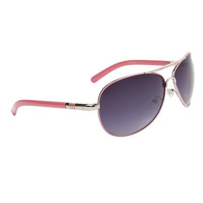Pilotenbril, Gekleurde oortjes, Roze