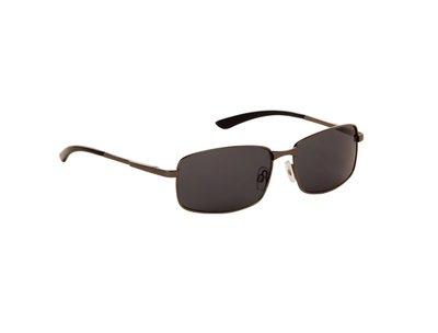 Gepolariseerde zonnebril Toronto | Donkergrijs | Donkergrijze glazen | 145 MM