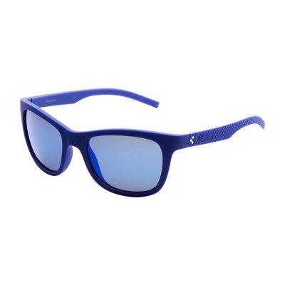 Polaroid Zonnebril PR1805, Wayfarer blauw, Gepolariseerd