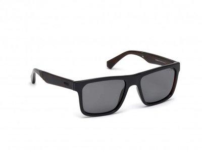 Guess zonnebril | Zwart | Gepolariseerd | 140 MM