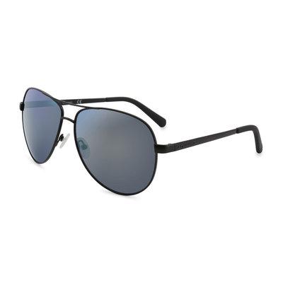 Guess zonnebril | Pilotenbril | Mat Zwart | 142 MM