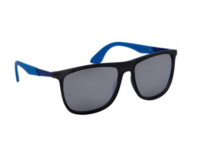 Zonnebril Zwart-Blauw | 143 MM