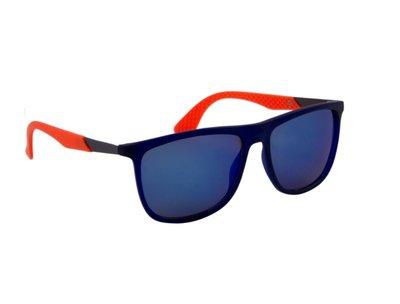 Zonnebril Zwart-Oranje | 143 MM