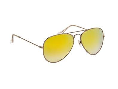 Pilotenbril Melbourne gele glazen