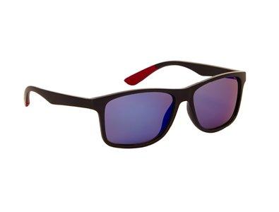 Wayfarer zonnebril Paris met blauwe glazen