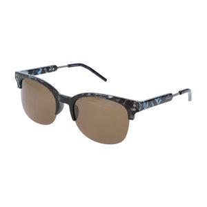 Polaroid clubmaster zonnebril