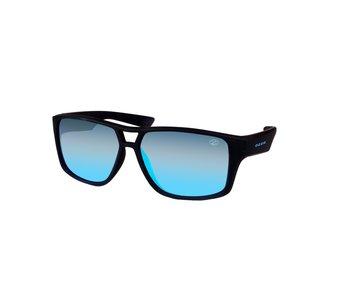 Ozzie zonnebril | Zwart-Blauw | 143 MM