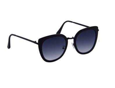 Dames zonnebril   Zwart   143 MM